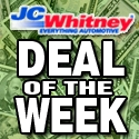 JCWhitney.com Deal of the Week