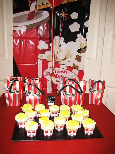 Movie Night Birthday Party