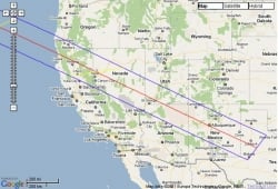 Annular solar eclipse may 20 2012