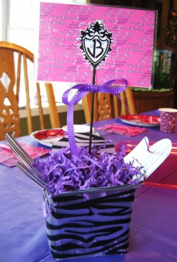 Jonas Brothers Table Centerpiece