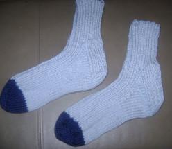 A Summer of Handmade Socks