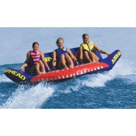 Kwik Tek Airhead Sting Ray 3 Inflatable Towable