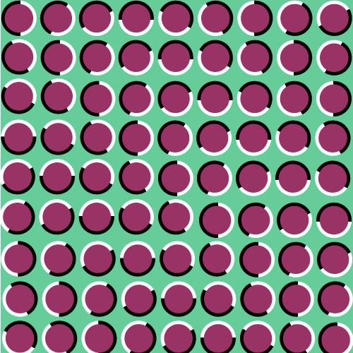 Moving dots