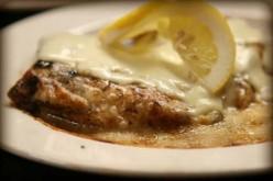 Chicken in Lemon Cream Sauce Recipe