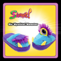 Stompeez Kids Slippers