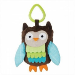 Adorable Owl Baby Toys