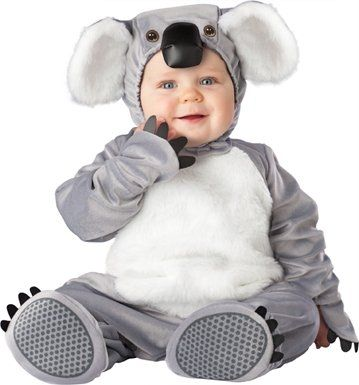 Baby Koala Animal Halloween Costume