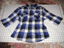 Style a Plain Flannel Shirt