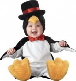 Penguin Baby Costumes