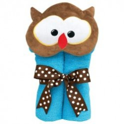 Owl Baby Bath Gear