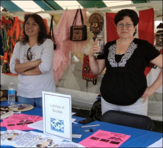 Latinos contribute to Skokie's culture.