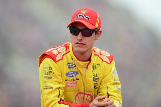 Logano faces a tough test in the Contender round