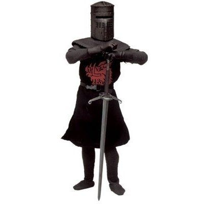 lack Knight from Monty Python and the Holy Grail