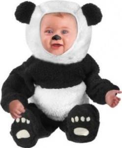 Panda Baby Costumes