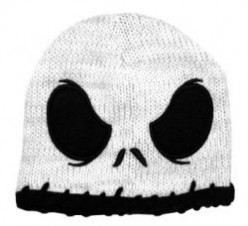 Nightmare Before Christmas Knit Hats