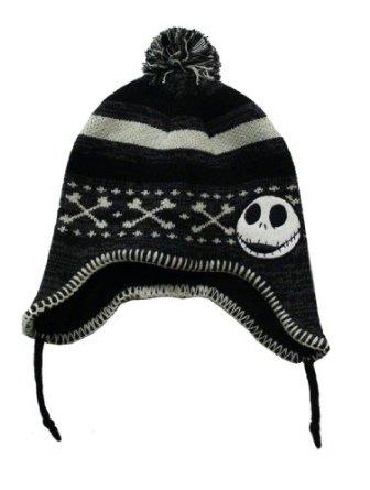 Nightmare Before Christmas Jack Skellington Beanie Hat