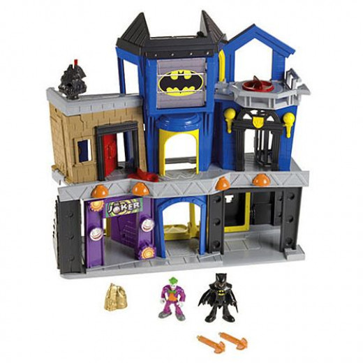 Fisher-Price Imaginext DC Super Friends Gotham City Playset