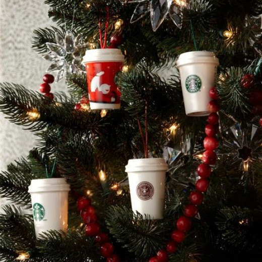 Christmas Decorations For Coffee Shops: Gift Ideas For Coffee Lovers And Coffee Gifts For The Holidays