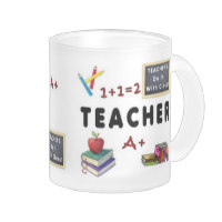 Teachers Coffee Mugs