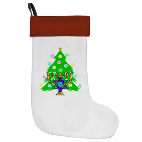 Hanukkah Christmas Stocking