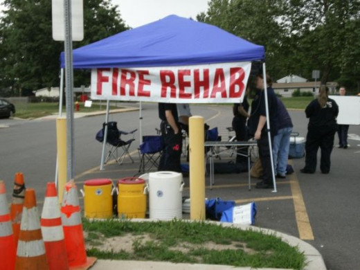 Fire Rehab Stations