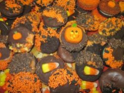 Halloween Cookie Treats