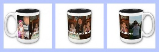 Customize Your Own Photo Mug!