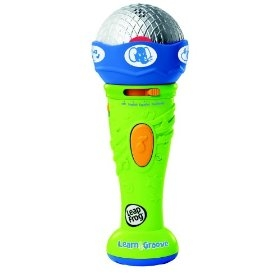 LeapFrog Learn and Groove Preschool Medley Microphone