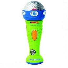 LeapFrog Learn and Groove Preschool Medley Microphone