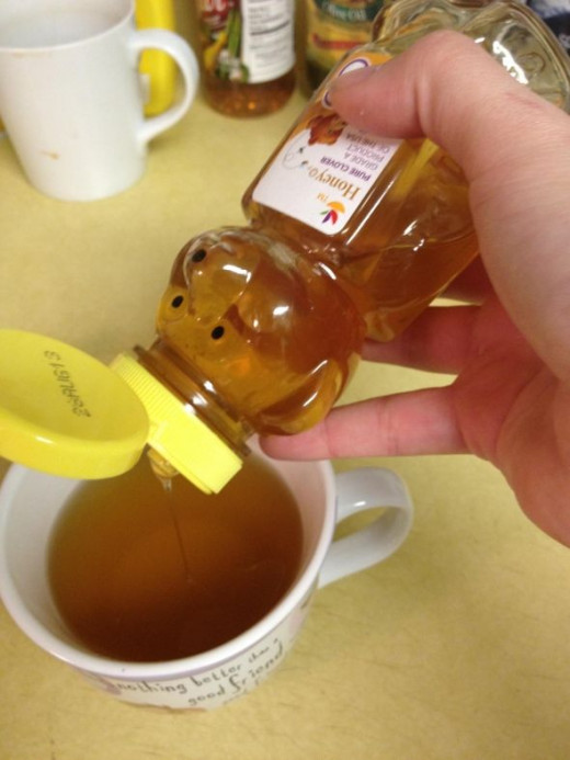 Cindy Loves Tea With Honey