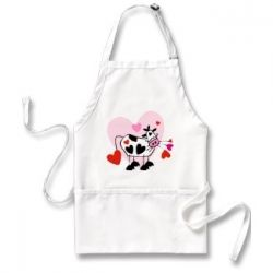 Personalized Aprons Are Great Gift Ideas