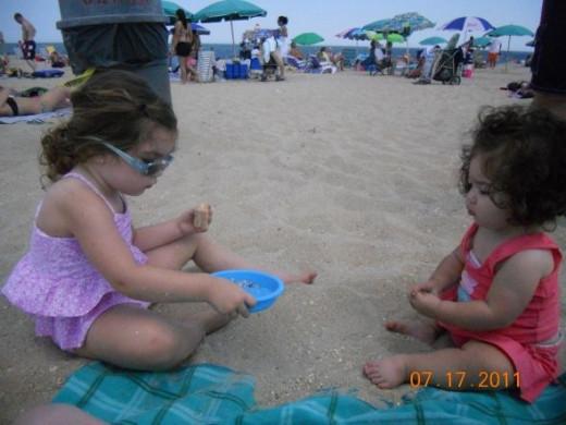 Beach Play For Kids