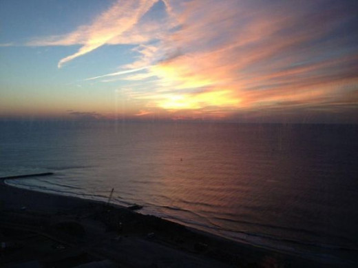 Enjoy the beautiful sunrise and sunsets down the Jersey shore and don't forget to snap some great photos while you are there.
