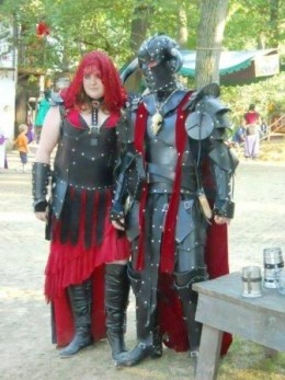 They take their Renaissance Faire VERY seriously