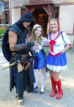 Medieval Europe Meets...Us!