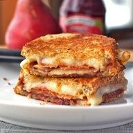 Grilled Cheese Delight from pinchofyum.com