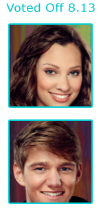 Makenzie Dustman and Nico Gretham