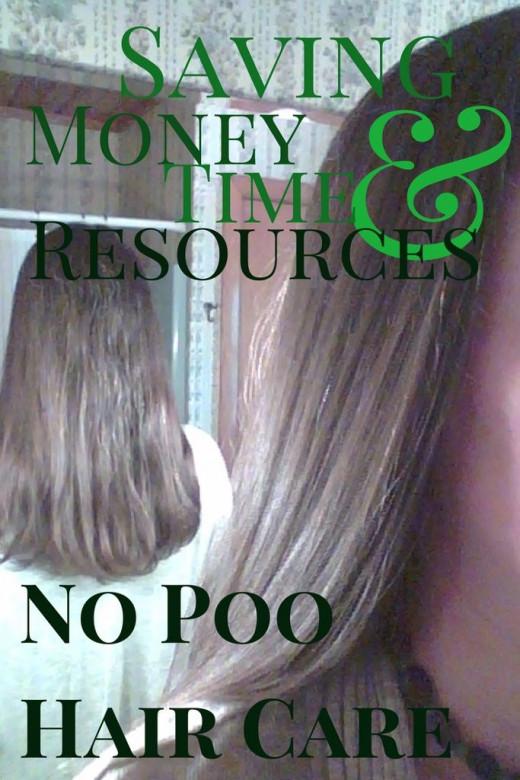 Saving Money Time Resources wit No-Poo
