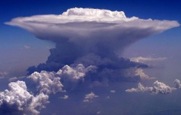 Amazing Cumulonimbus Cloud