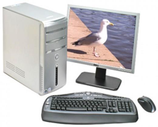 Dell Inspiron 530 Desktop Computer