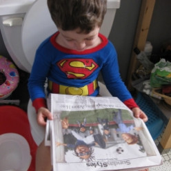 Potty Chairs vs. Potty Seats
