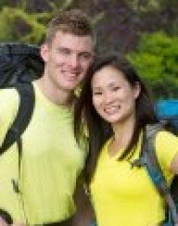 Amazing Race 19: Ernie and Cindy