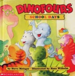 Dinofours Books