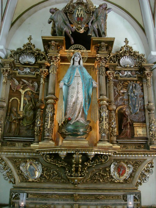 Our Lady of the  Our Lady of the Miraculous Medal