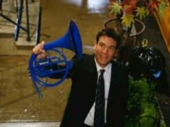 The Blue French Horn on How I Met your Mother