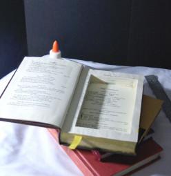 Hollow Book Novelty DIY