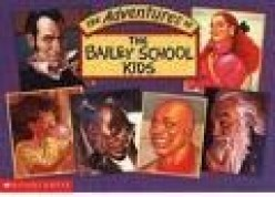 Find all The Adventures of the Bailey School Kids Books
