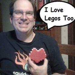 AFOL - Adult Fan of Lego - I Love Legos Too