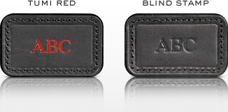 When purchasing check to see if complimentary monogramming  is available!