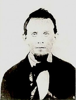 Your Ancestors - Photo of John R. Scott, born 1842